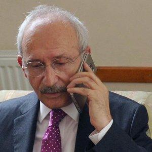 Kılıçdaroğlu'ndan Akşener'e taziye telefonu
