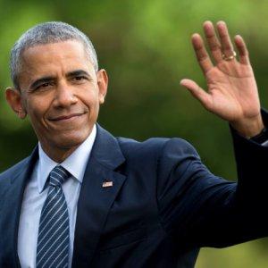 Emekli Obama'nın ilk işi bakın ne oldu?