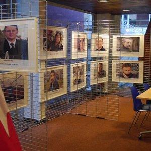 PKK'nın katlettiği 'Yüzler' Avrupa Konseyi'nde sergilenecek