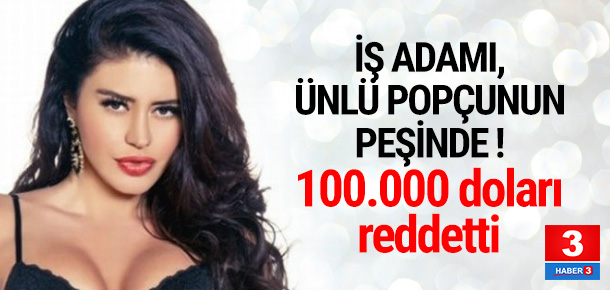 Ebru Polat'a 100.000 dolarlık akşam yemeği teklifi