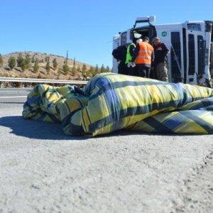 Gaziantep'te feci kaza: 1 ölü, 3 yaralı