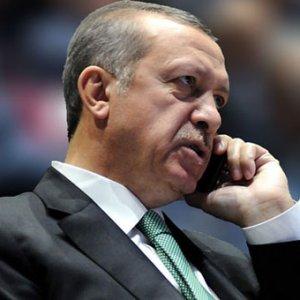 Erdoğan'dan Cavcav Ailesi'ne taziye
