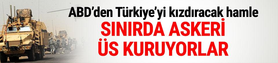 ABD'den Türkiye'yi kızdıracak hamle !