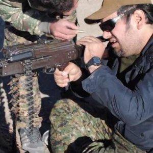 Amerikalı YPG militanı öldü