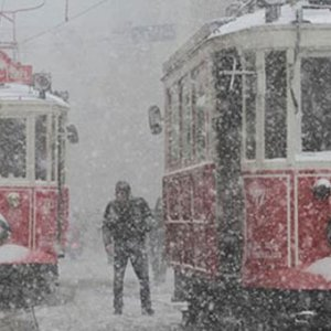 Meteoroloji'den İstanbul için kar alarmı