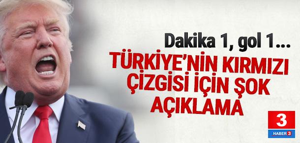 ABD'den Türkiye'yi çok kızdıracak açıklama