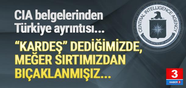 CIA belgelerinde ortaya çıktı: PKK'ya destek