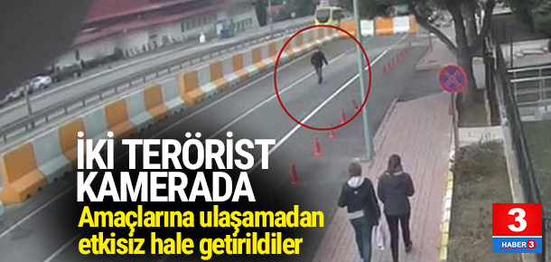 DHKP-C'li teröristler kamerada !