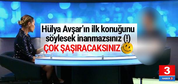 Hülya Avşar'ın ilk konuğu Acun Ilıcalı