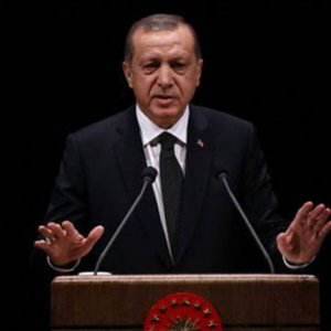 Cumhurbaşkanı Erdoğan'dan sert sözler
