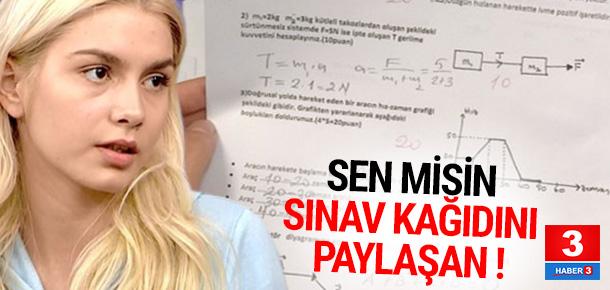 Aleyna Tilki'ye disiplin şoku