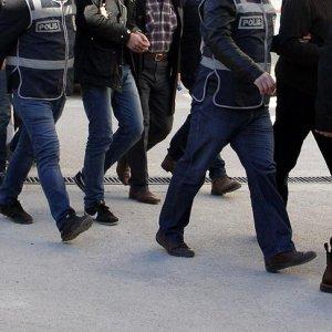 Terör operasyonlarında 10 kişi tutuklandı