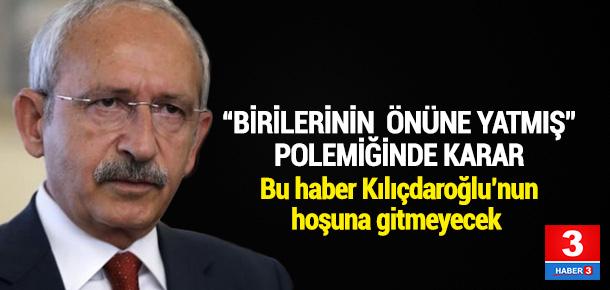 O sözü Kılıçdaroğlu'na pahalıya patladı