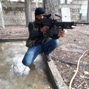 Kilis'te DEAŞ'ın keskin nişancısı yakalandı !