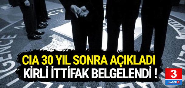 CIA'den PKK ve ASALA belgeleri
