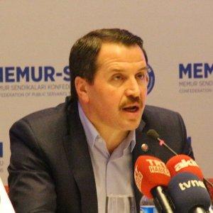 Memur-Sen'den referandum kararı