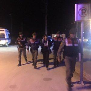 PKK yönetici kaçarken yakalandı