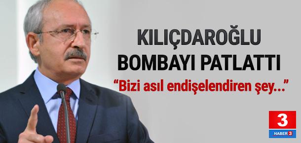 Kılıçdaroğlu: Anayasa değişikliği ortak paydamızı dinamitliyor