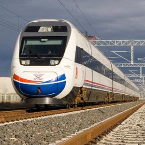 Bakan'dan hızlı tren müjdesi