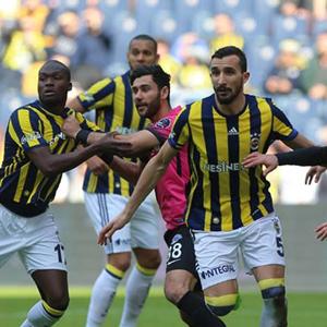 Fenerbahçe Kadıköy'de yara aldı