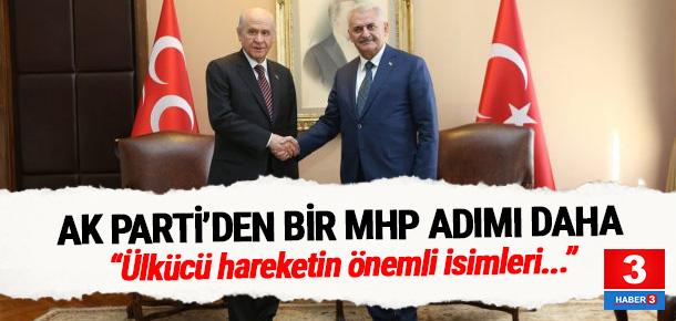 AK Parti'den kritik ülkücü hamlesi