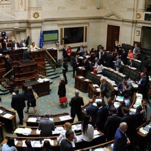 Belçika'da Türk kökenli 4 vekilden Türkiye karşıtı karar