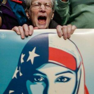 """""""Bugün ben de Müslümanım"""" eyleminde ünlüler geçidi"""