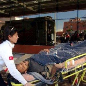 El Bab'da çatışma: 8 ÖSO askeri yaralandı