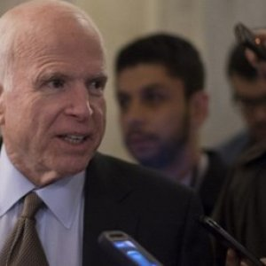 Cumhuriyetçi senatör McCain'den Ankara'ya sürpriz ziyaret