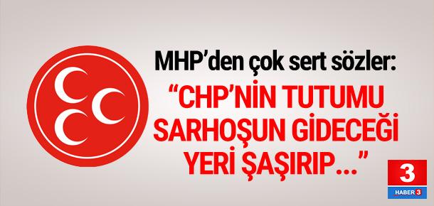 MHP'li Akçay'dan CHP'ye çok sert sözler