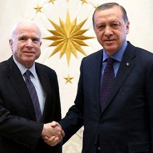 Erdoğan'la görüşen ABD'li senatörden sıcak mesaj