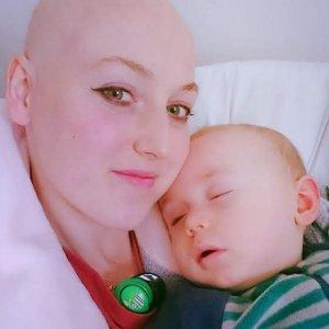 Meme kanserini bebeği teşhis etti