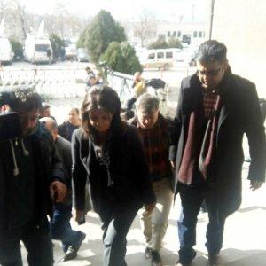 HDP'li Baluken yine gözaltına alındı