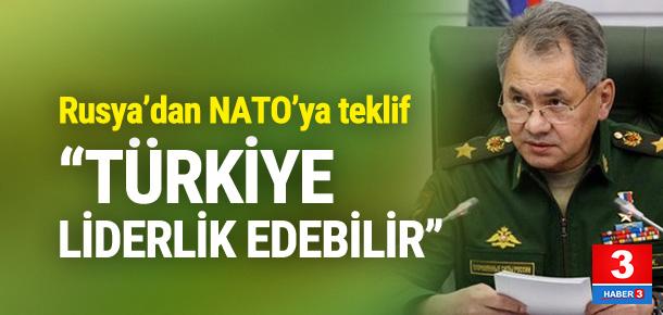 """Rusya: """"Türkiye liderlik edebilir"""""""