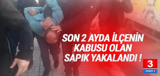 4 genç kıza cinsel saldırıda bulunan şüpheli yakalandı