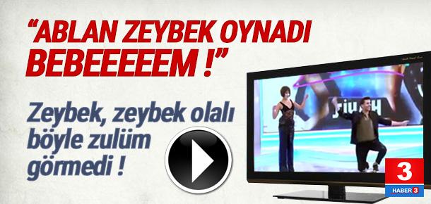 Kerimcan Durmaz'ın Zeybek'i sosyal medyayı salladı