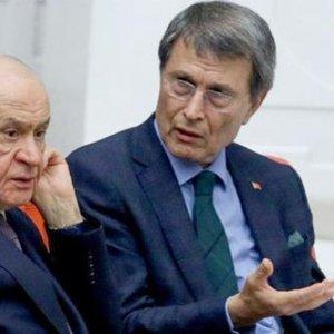 Yusuf Halaçoğlu'ndan Devlet Bahçeli'ye ''yeni parti'' yanıtı