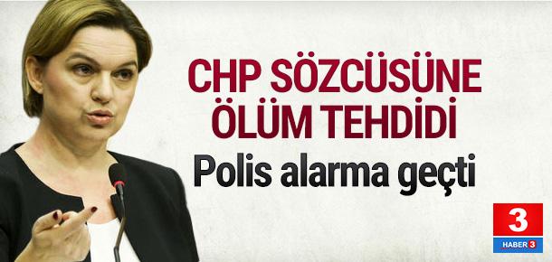 CHP'li Böke'ye canlı yayında ölüm tehdidi