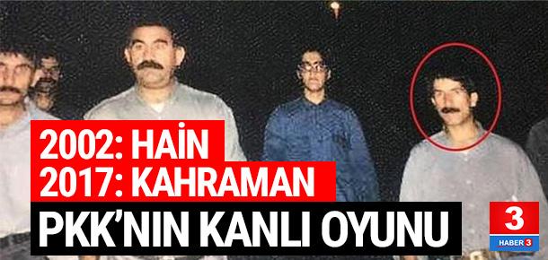 PKK infaz ettiği teröristi kahraman ilan etti