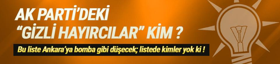 Türkiye gazetesi yazarından çok konuşulacak liste