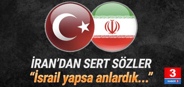 İran'dan Türkiye'ye sert sözler