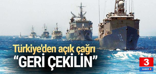 Türkiye'den NATO'ya: Artık geri çekilin