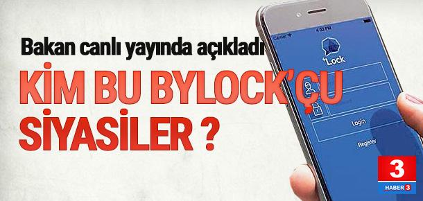 Bakan Bozdağ'dan ByLock açıklaması