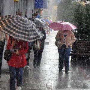 İstanbul'da yağmur uyarısı