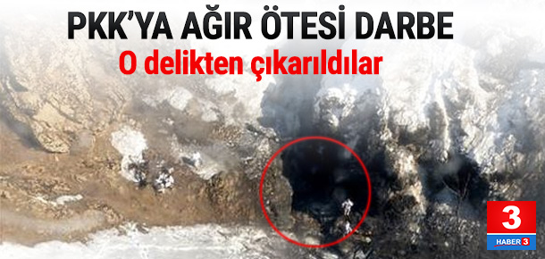 Bitlis'te PKK'ya ağır darbe