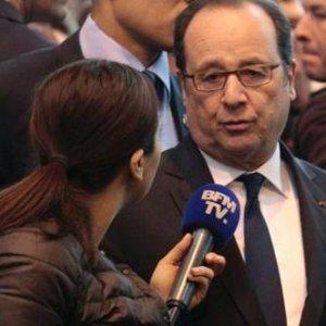 Trump'ın sözlerine Hollande'den sert tepki