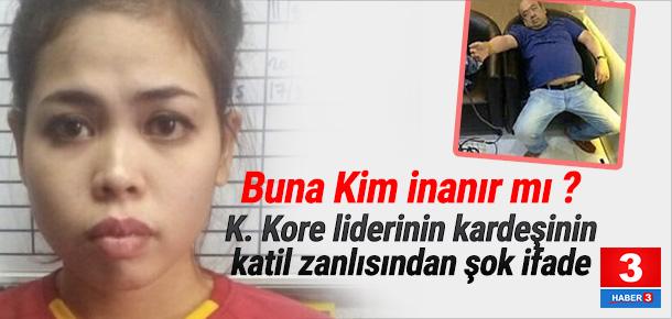 Kim Jong-nam'ın katil zanlısı: Kamera şakası için 90 dolar aldım