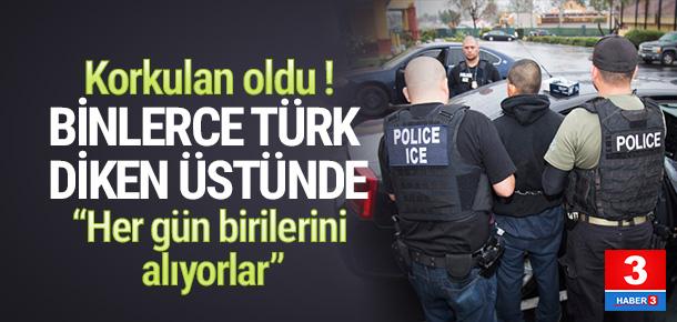 ABD'de yaşayan Türkler tedirgin