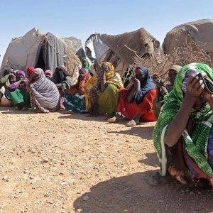 Somali'de insanlar susuzluktan ölmeye başladı