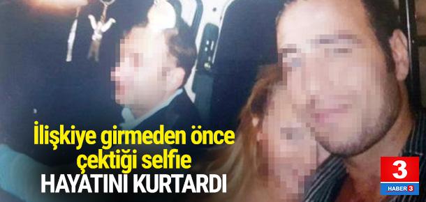 Cezaevinden kurtaran selfie şimdi de beraat ettirdi
